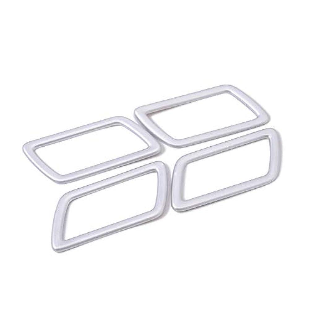 コードレスびっくりした増幅するJicorzo - Car Interior Door Handle Cover Trim Sticker Armrest Storage Box Panel Fit for Chevrolet Equinox 2018 Car Accessories Styling