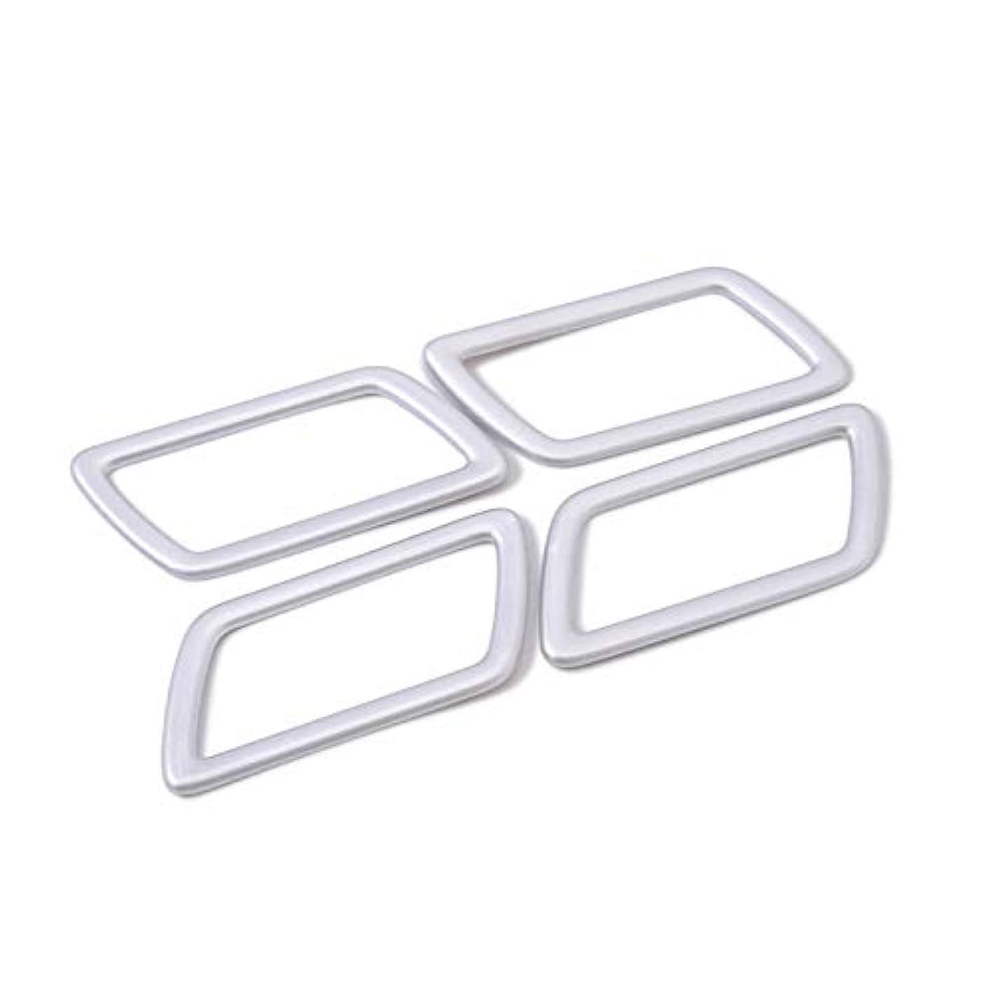 本当のことを言うとメディカル持参Jicorzo - Car Interior Door Handle Cover Trim Sticker Armrest Storage Box Panel Fit for Chevrolet Equinox 2018 Car Accessories Styling