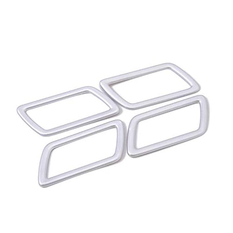 スキャンダルぺディカブ上記の頭と肩Jicorzo - Car Interior Door Handle Cover Trim Sticker Armrest Storage Box Panel Fit for Chevrolet Equinox 2018 Car Accessories Styling
