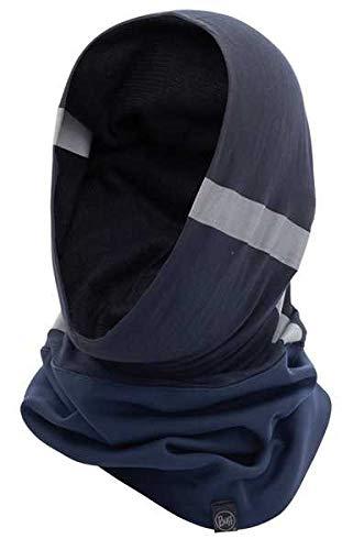 Buff Windproof Reflective Foulard multifonction Bleu marine