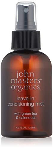john masters organics Niebla Acondicionadora sin Enjuague con Té Verde y Caléndula - 125 ml