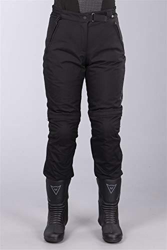 Dainese Amsterdam Lady Pants Motorradhose für Damen 38 Schwarz