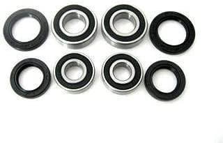 Best front wheel bearing seals Reviews