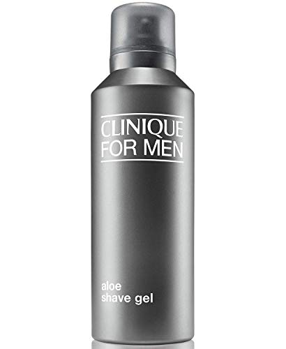 Clinique for Men, Gel de Afeitar con Aloe, 125 ml