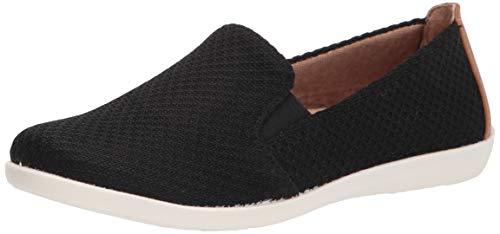 LifeStride Women's Next Level Loafer, Black, 5