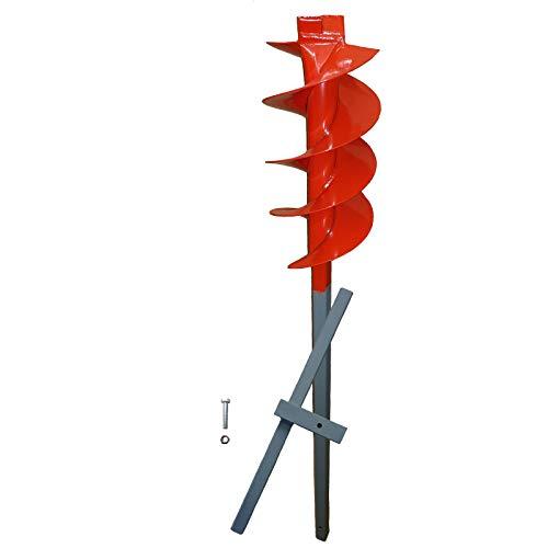 Brunnenandi Erdbohrer 160mm 1,1m Länge
