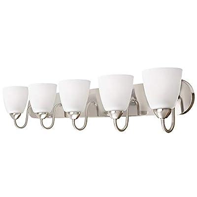 Kira Home Armada Vanity Lights