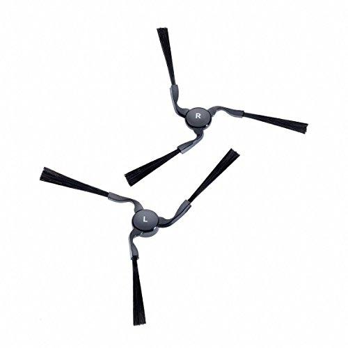 Miele Brosses latérales RX-SB 2 Brosses Latérales pour Aspirateur Robot Scout RX1