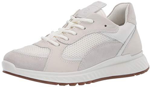 ECCO ST.1W, Sneaker Donna, Bianco (Shadow White White Shadow White White 51885), 40 EU