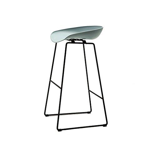 YAN JUN Simple Mode Moderne En Fer Forgé Chaise De Maison Tabouret De Bar Café Haut Bureau Tabouret