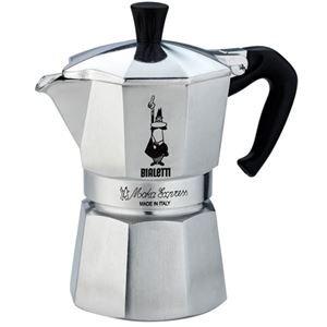 コーヒーメーカー(モカ エキスプレス) 1カップ用【BIALETTI(ビアレッティ)/MOKA EXPRESS 1cup用】 1161 ds-1656166