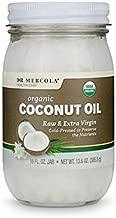 Dr. Mercola, Organic Extra Virgin Coconut Oil, 16 Fl oz, Cold-Pressed,non GMO, Gluten Free, USDA Organic