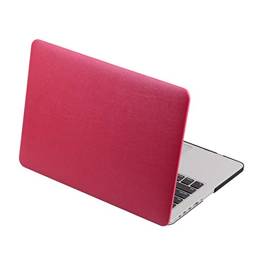 Pu Leather Coated Protect Sleeve Laptop Case Cover For Macbook Air 13 Pro A2338 16 A2141 M1 Chip Pro A1278 A2337 A1932 A2159