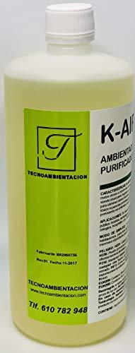 Desconocido K-Air Victory Ambientador Profesional de Perfumes Inspirada en Invictus 1 Litro