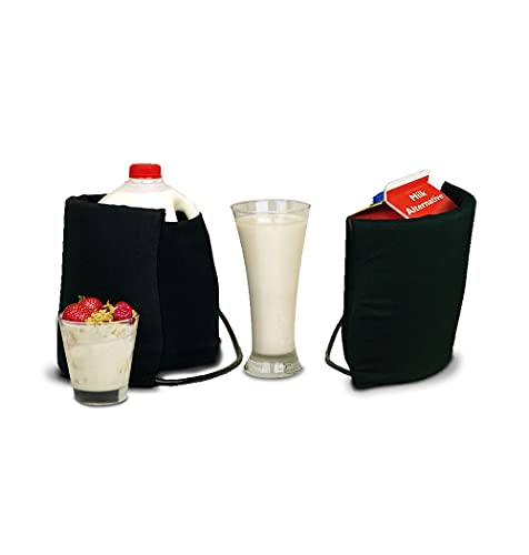 Probiotic Maker™ Protein Yogurt Maker - Easy DIY Homemade Yogurt and Kefir Starter Makes Yogurt from Almond, Coconut, Soy, Goat, Cow Milk - Ready in 8 Hours. Includes 2 Packs Probiotic Starter Seeds