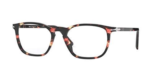 Persol 0PO3220V Monturas de gafas, Havana Rose Brown, 54 Unisex