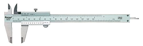 Starrett - Calibre pie rey 0-150mm 0,05mm