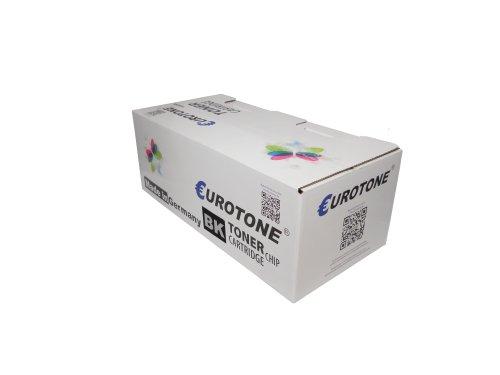 Reset CHIP für Eurotone Toner Kartusche für Oki C610 44315308 100% Füllstand für Schwarze 44315308 Patronen Alternative