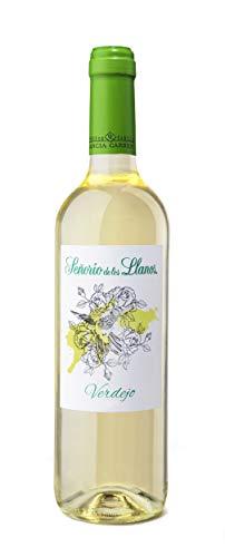 Señorío de los Llanos Verdejo - Vino Blanco - 1 Botella x 750 ml