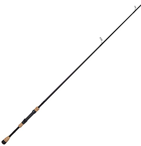 St. Croix MJS68MXF2 Mojo Bass 2-Piece Graphite Spinning Fishing Rod with IPC Technology, 6-feet 8-inches, Titanium
