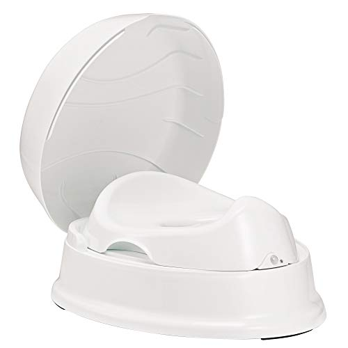 The First Years 3-in-1 Potty System, White