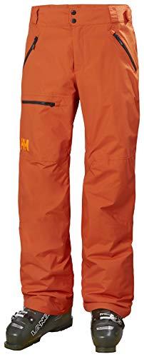 Helly Hansen SOGN Cargo - Pantalón para Hombre, Hombre, Pantalones, 65673, Patrol Naranja, XX-Large
