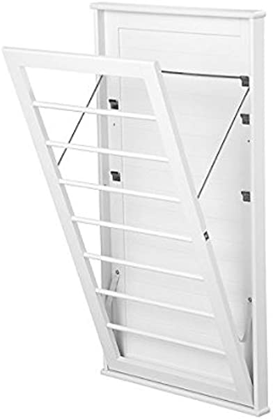 Space Saving Wall Mount Drying Rack Large
