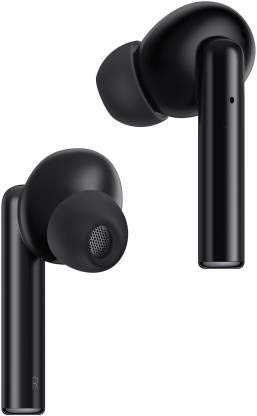 realme Buds Air Pro Active Noise Cancellation Enabled Bluetooth Headset (Black, True Wireless)
