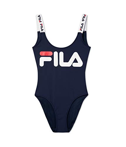 Fila badpak Body YUUNA Swimsuit Black Iris