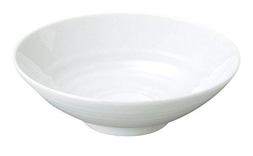 光洋陶器 白 冷麺鉢 7.5 51200025