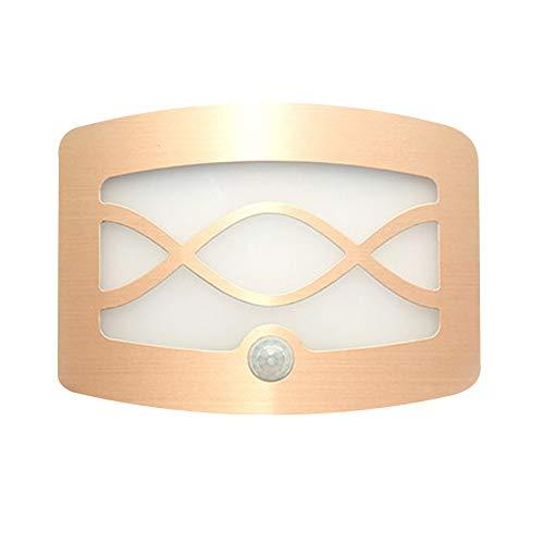 YDENG Veilleuse, Charge/économie D'énergie/Commande Vocale/Aluminium + Plastique ABS D'ingénierie / 150 * 110 * 45MM