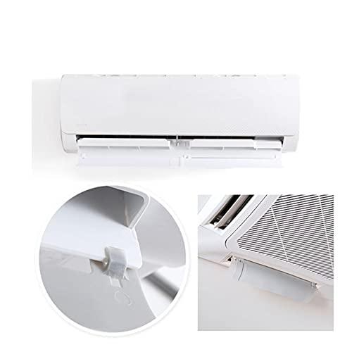 XINXI-YW Deflettore dell'Aria Condizionatore d'Aria Deflettore Plastica Aria condizionata Parabrezza per L'Ufficio per Casa