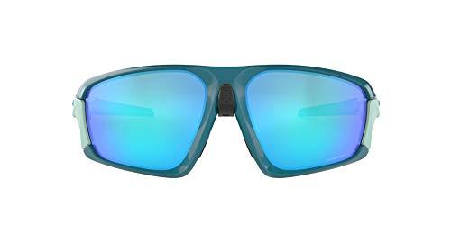 OAKLEY 0OO9402 Gafas de sol para Unisex, Turquesa, 0