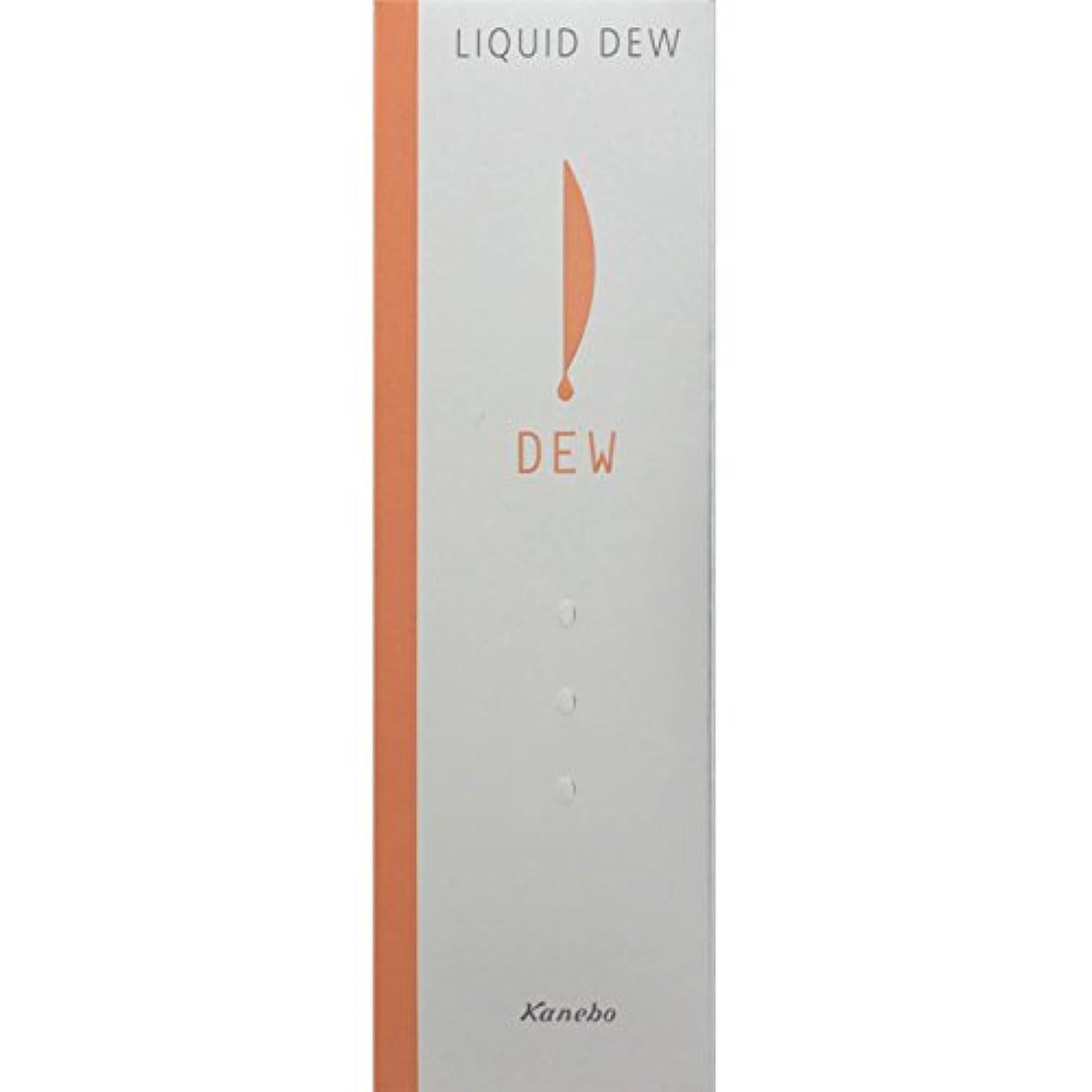麦芽フライカイト加入カネボウ化粧品 DEW リクイドデュウ ソフトオークルA