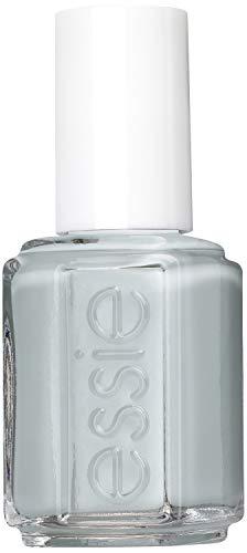 Essie Nagellack für farbintensive Fingernägel, Nr. 252 maximillian strasse-her, Grau, 13,5 ml