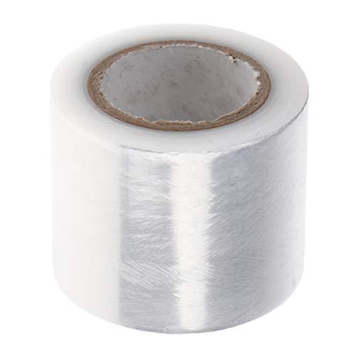 1 Rolle 200m Transparente Stretchfolie Verpackungsfolie Palettenfolie für einen optimalen Produktschutz bei Versand und Umzug
