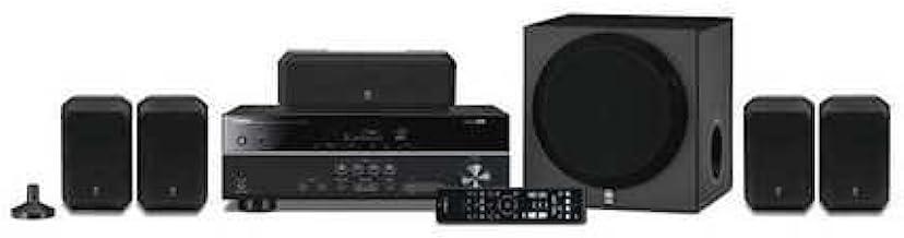 Yamaha 5.1-Channel 600 Watt Bluetooth 3D Surround Sound Home Theater System