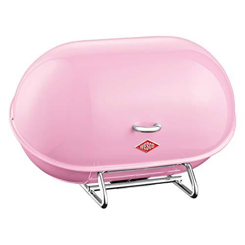 WESCO 222 101-26 Single Breadboy Brotkasten, pink