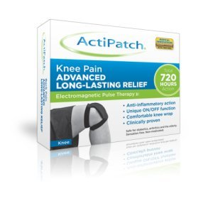 ActiPatch Knee Pain Advanced Long-Lasting Relief(packaging may varry)