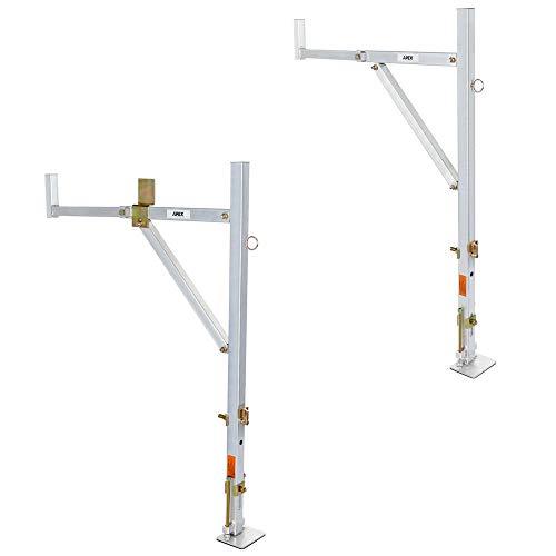 Apex NDALR Metallic Aluminum Ladder Rack