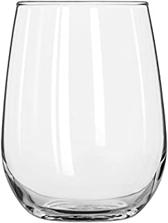 837e6514ad2 Amazon.com: stemless wine glasses - Libbey