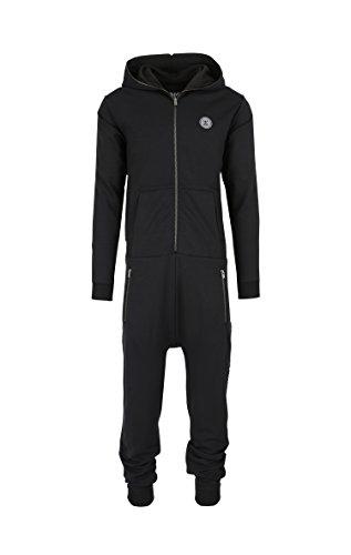 OnePiece Damen Jumpsuit Sprinter, Schwarz (Black) - 3