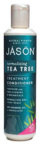Jason Cuir Chevelu Normalisation Après-shampoing à l'arbre à thé (Tea Tree 250 g)