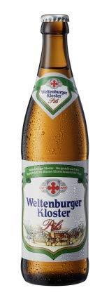 Weltenburger Kloster Pils 18 Flaschen x0,5l