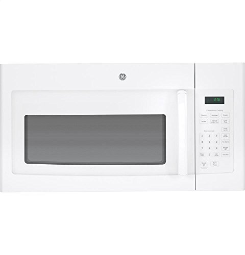 GE JVM3160DFWW 1.6 Cu. Ft. Over-the-Range Microwave Oven