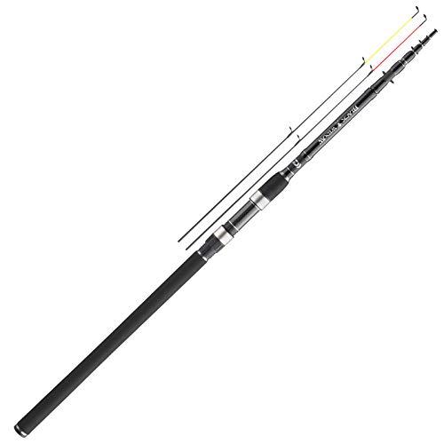 Daiwa Feeder Rute - Black Widow Tele Feeder 3,90m 120g