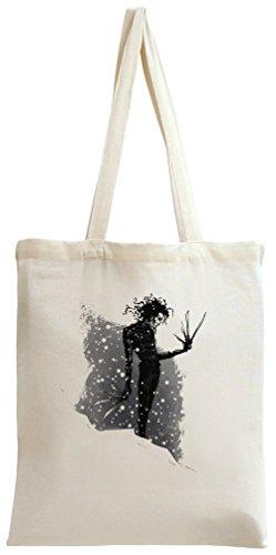 Love edward scissorhands Tote Bag