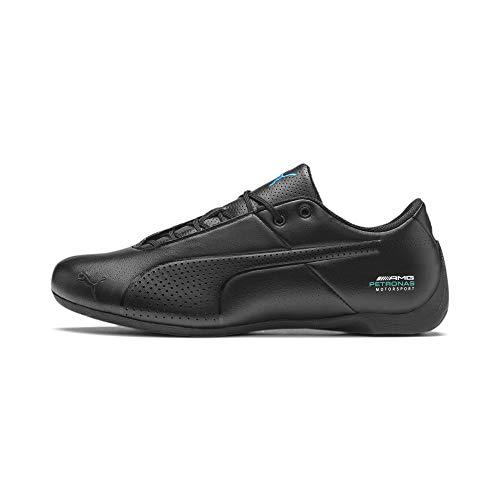 PUMA Mercedes AMG Petronas Future Cat Ultra Baskets - Noir - Black Black Indigo, 40 EU Schmal