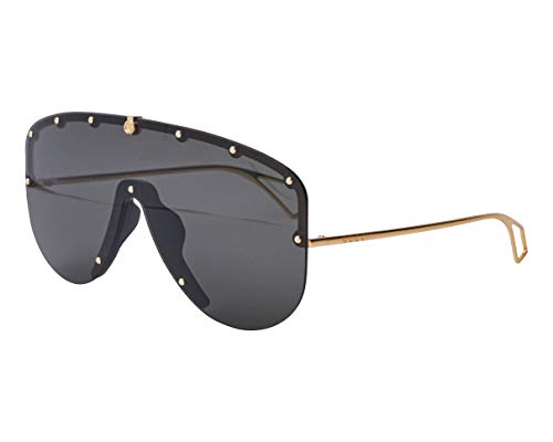 Gucci GG0667S GOLD/GREY 99/1/140 heren zonnebril