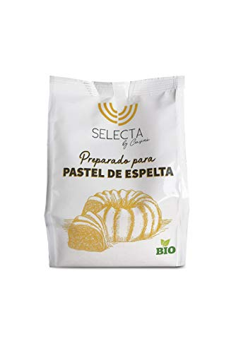 Preparado para hacer Pastel de Espelta Premium Bio